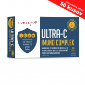 Barny´s ULTRA-C IMUNO COMPLEX 30 cps MINIMÁLNY ODBER 50 KS